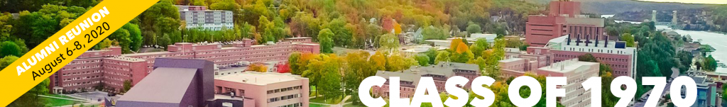 Michigan Tech from the air