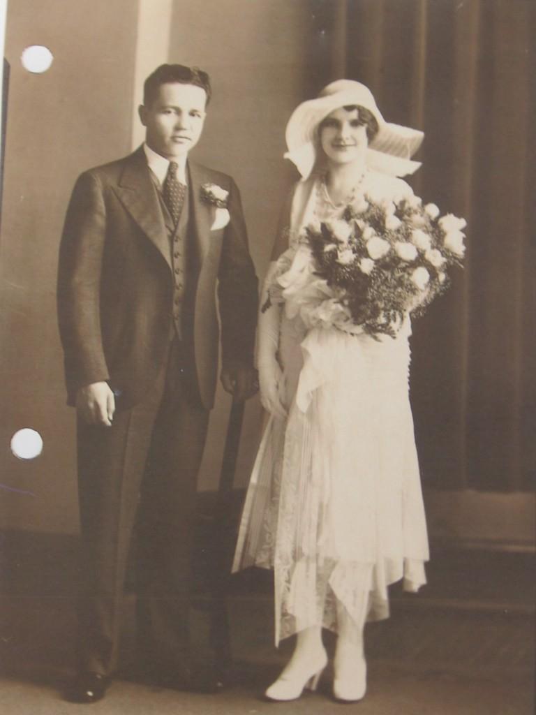 Margaret elaine wedding