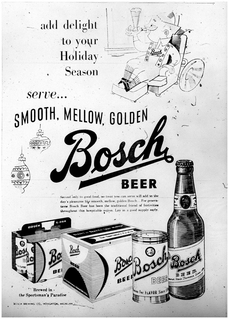 Printed in the Daily Mining Gazette, December 22, 1953, page 15