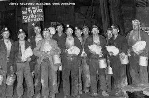 Daily Mining Gazette Photograph Collection