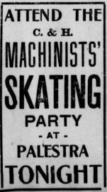 From the Calumet News on December 21, 1910.