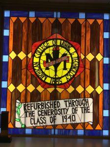 Class of 1940 Window.