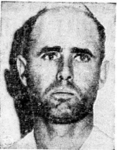Newspaper image of Wilfred Pichette