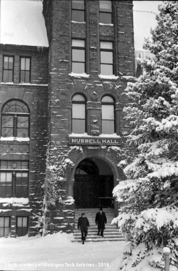 Michigan Tech Archives Blog