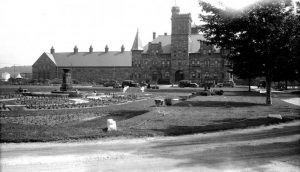 Image of stone prison structure