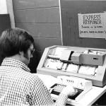 IBM key punch