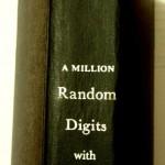 1 Million Digits book