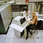 Univac 1110 computer