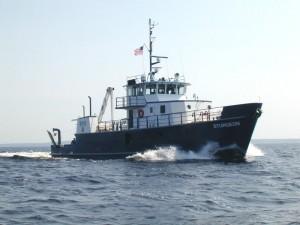 USGS Fisheries Research Vessel STURGEON