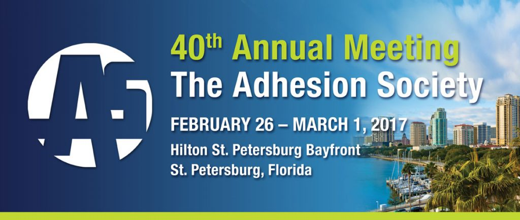 Annual Meeting Adhesion Society