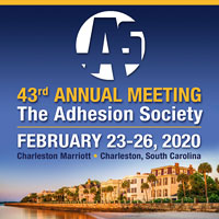 Adhesion Society Meeting Graphic