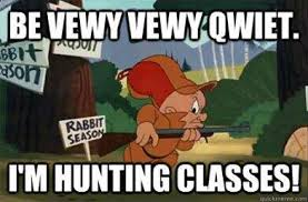 Hunting Classes
