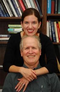 Marika Seigel and Alan Brokaw