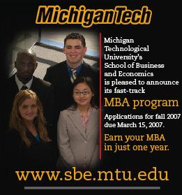 New MBA Ad