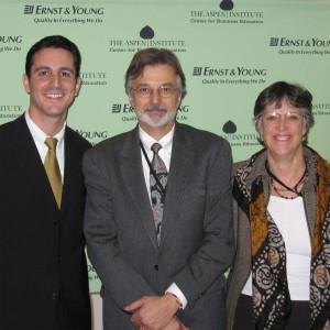 Rich Leimsider, Darrell Radson, Judith Samuelson