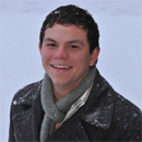 Jacob Carlson is the new Outreach Assistant in the School of Business and Economics