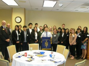 Beta Gamma Sigma Inductees - 2015