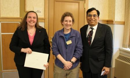 Teacher of the Year Award: Julie King