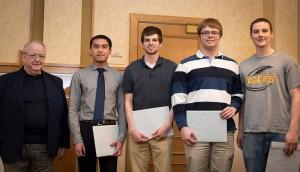 UOP Davis W. Hubbard Plant Design Team Award