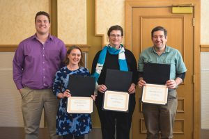 Research Mentors of the Year