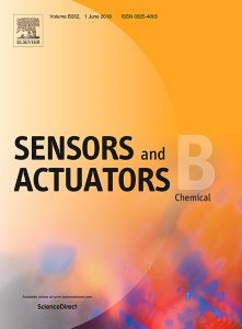 Sensors and Actuators Journal cover