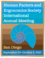 HFES 2013