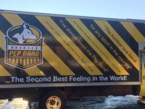 Pep Band truck1