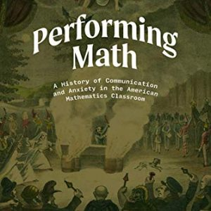 Book cover of Performing Math