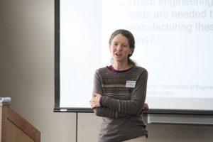 Amy Monte, Engineering Fundamentals