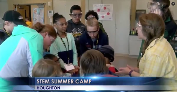 STEM Summer Camp 2017