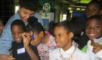 Belle Isle Aquarium Outreach