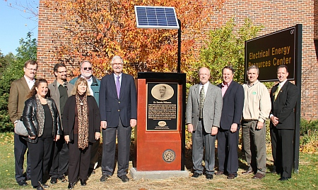 Dennis Wiitanen Legacy Monument
