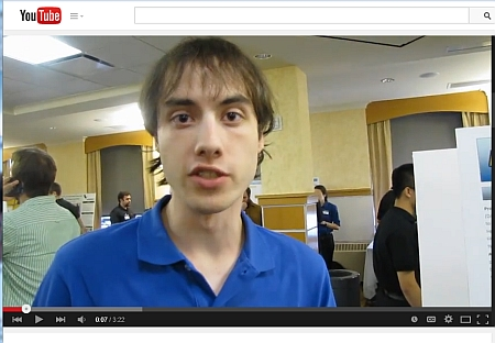 View a Video about the award winning ECE team on Michigan Tech Expo Channel on Youtube
