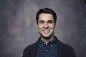 Computer engineering major Kyle Ludwig