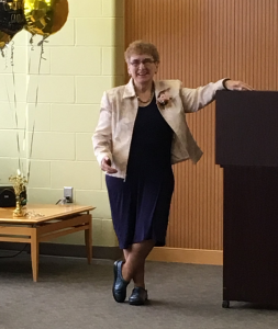 ECE Academy inductee Patricia (Pat) Anthony, BSEE 1967