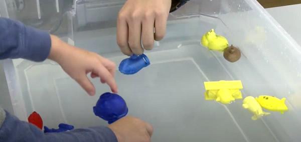 3D Printed Bath Toys