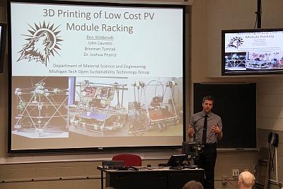 Presentation at D80