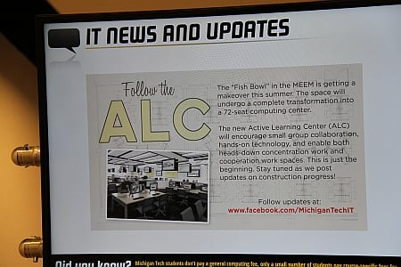 Active Learning Center (ALC
