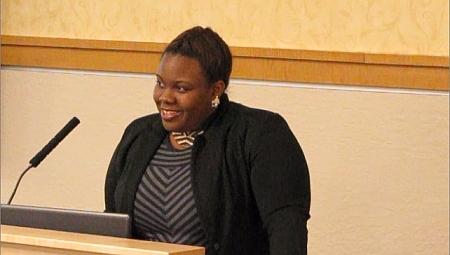 Terrianna Bradley, Environmental Engineering, National Society of Black Engineers