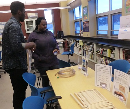 Michigan Tech Student Chapter of the National Society of Black Engineers are heading to Detroit to share their love of engineering  with elementary, middle and high-school students.