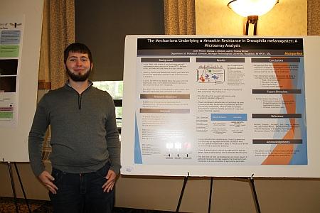 Jared Pecore- Grand Prize, Undergrad