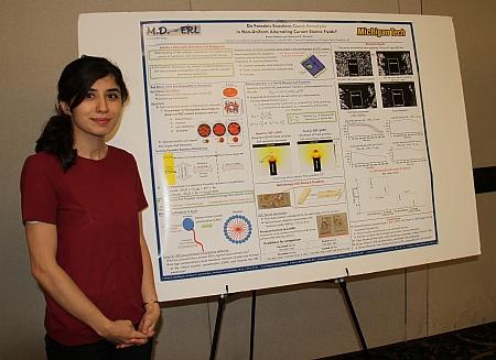 Sanaz Habibi : Do Faradaic Reactions Cause Hemolysis in Non-Uniform Alternating Current Electric Fields?