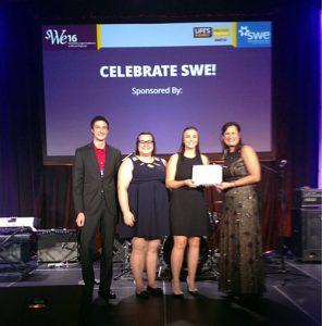 SWE 16 Award