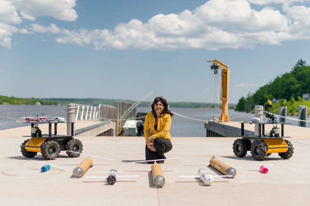 Nina Mahmoudian, Mechanical Engineering-Engineering Mechanics