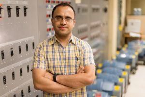 Sumit Paudyal, Electrical & Computer Engineering
