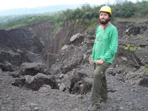 Michigan Tech Geophysicist, Volcanologist Rudiger Escobar Wolf