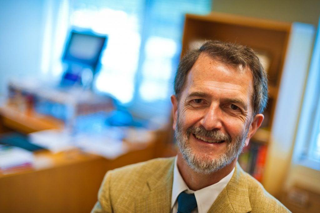 Dr. Wayne Pennington, Research Professor of Geophysical Engineering