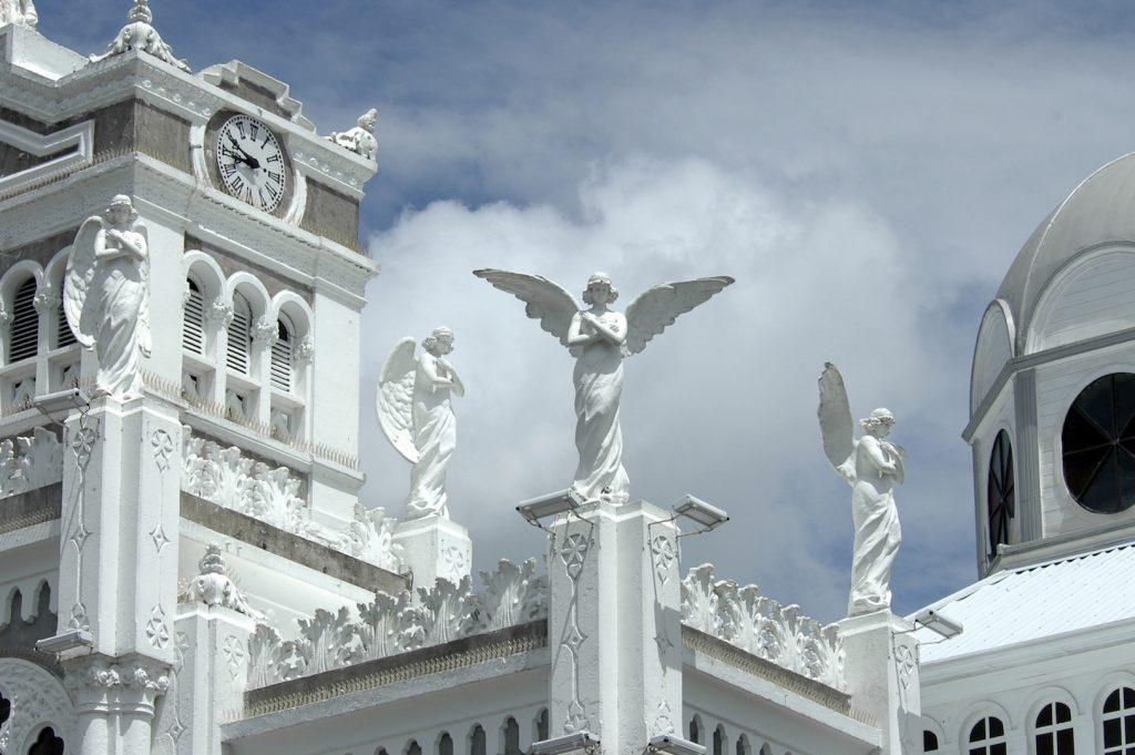 Basílica de Nuestra Señora de los Ángeles in Cartago, Costa Rica