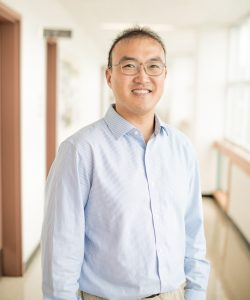 Assistant Professor Sangyoon Han, Department of Biomedical Engineering, Michigan Tech