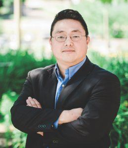 Bruce Lee, Associate Professor of Biomedical Engineering, Michigan Tech